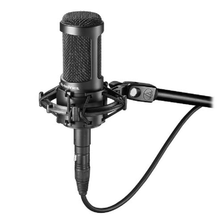 Audio-Technica At2050 Micrófono de Condensador