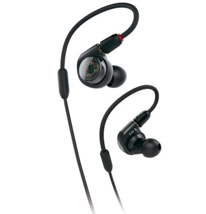 Audio-Technica Ath-E40 Auriculares In-Ear