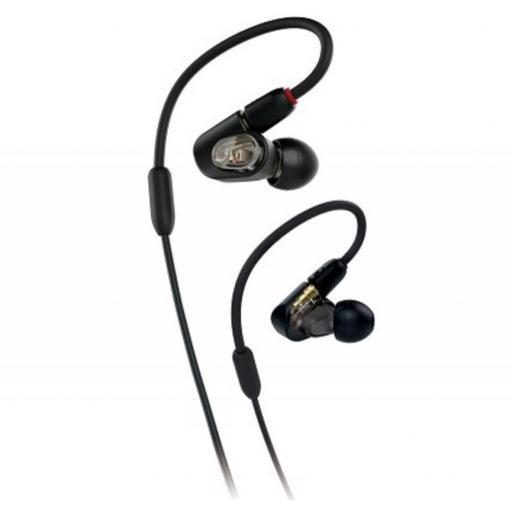 Audio-Technica Ath-E50 Auriculares In-Ear