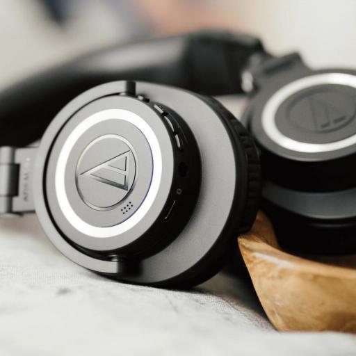 Audio-Technica Ath-M50xBT2 Auriculares Inalámbricos [1]
