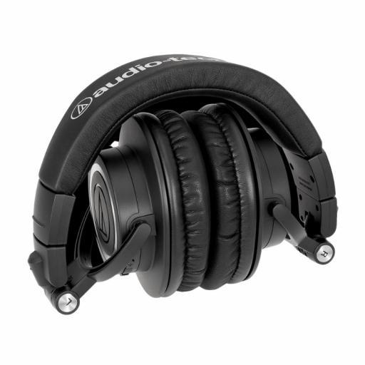Audio-Technica Ath-M50xBT2 Auriculares Inalámbricos [3]
