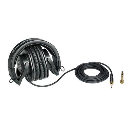 Audio-Technica Ath-M30x Auriculares [1]