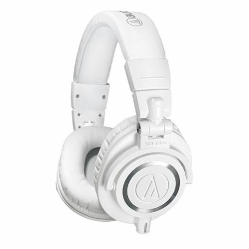 Audio Technica Ath-M50X Wh Auriculares