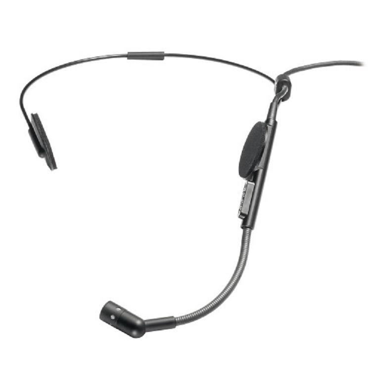 Audio-Technica Atm73a Micrófono de condensador diadema