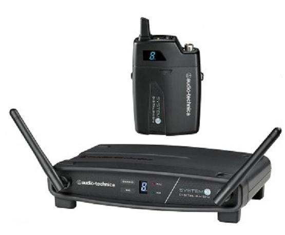 Audio-Technica Atw-1101 Sistema Inalámbrico de Petaca