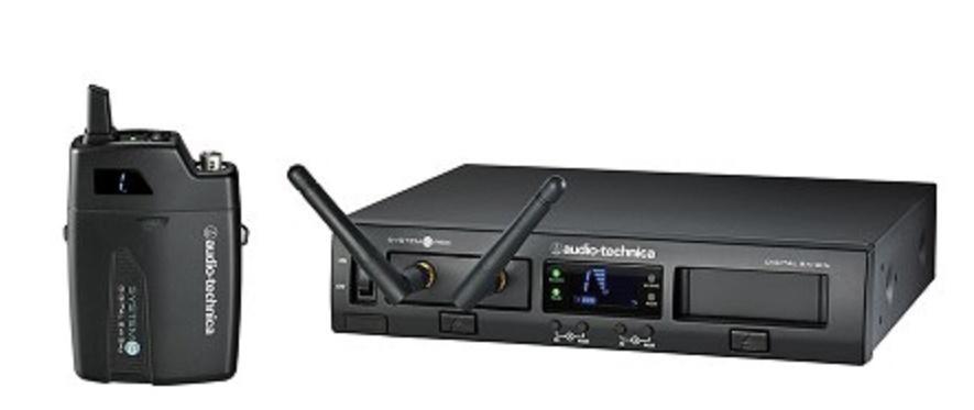 Audio-Technica Atw-1301 Sistema Inalámbrico de Petaca