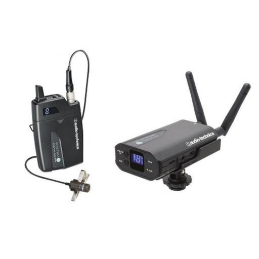 Audio-Technica Atw-1701/P1 Sistema Inalámbrico de Petaca para Cámara [0]