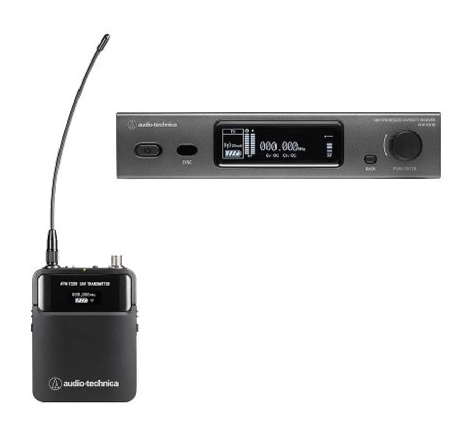 Audio-Technica Atw-3211 Sistema Inalámbrico de Petaca