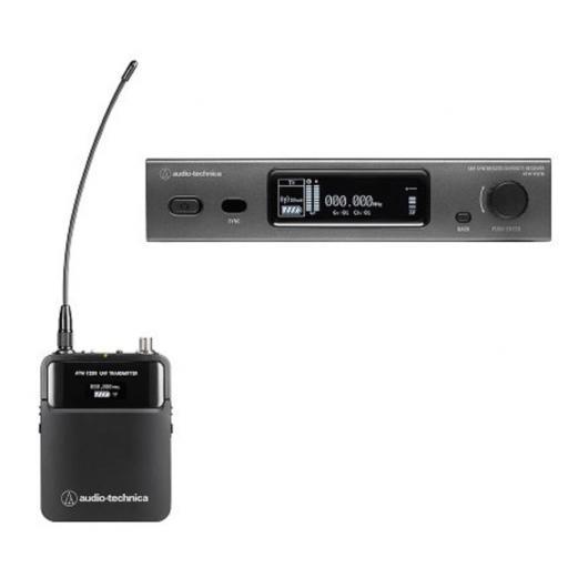 Audio-Technica Atw-3211 Sistema Inalámbrico de Petaca [0]