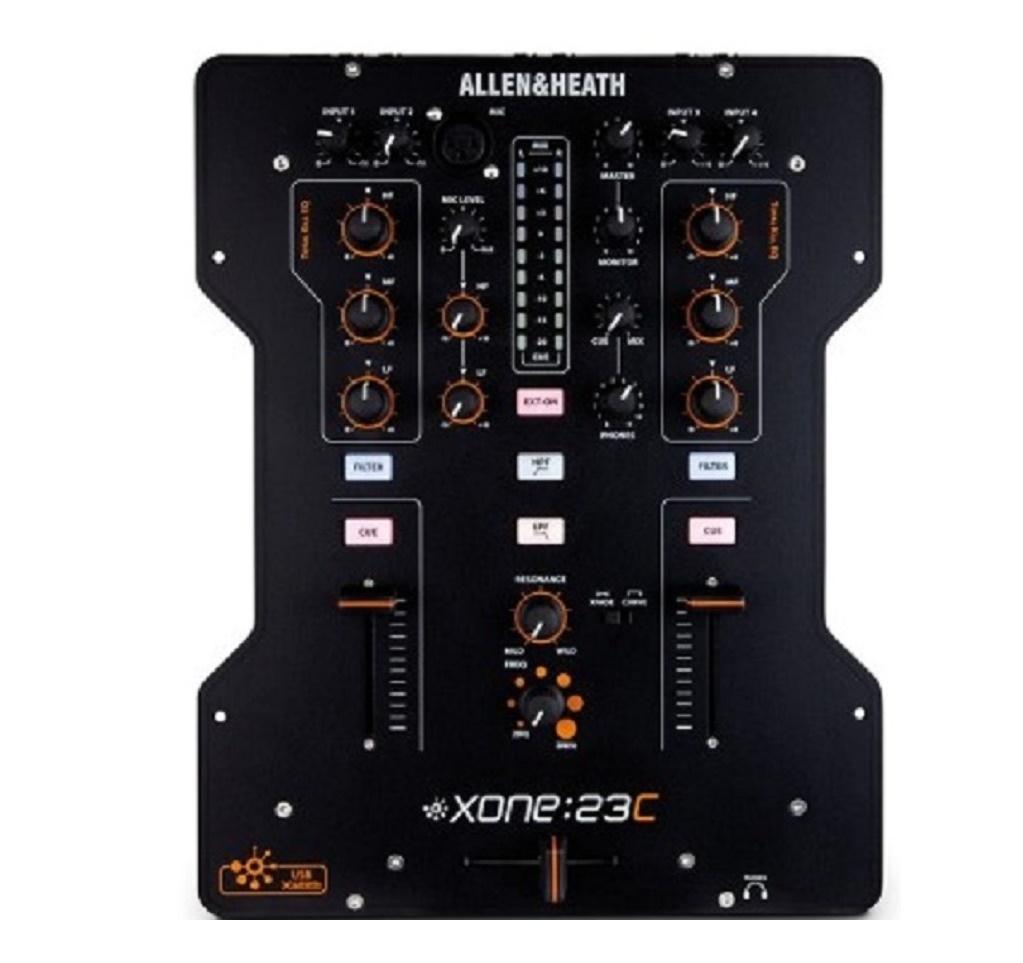 Allen & Heath Xone:23C Mezclador Dj