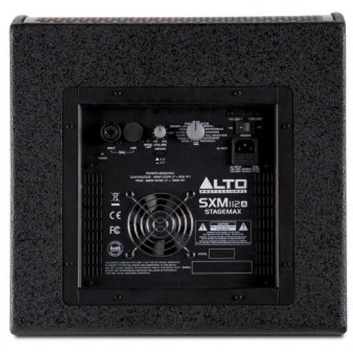 Alto Sxm112A Monitor de Escenario Amplificado [1]