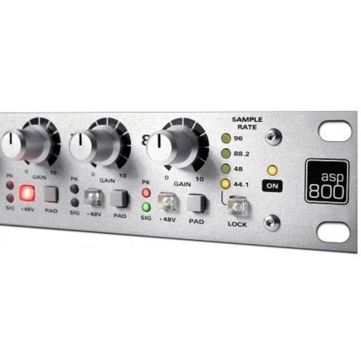 Audient Asp800 Preamplificador de Micrófono [2]