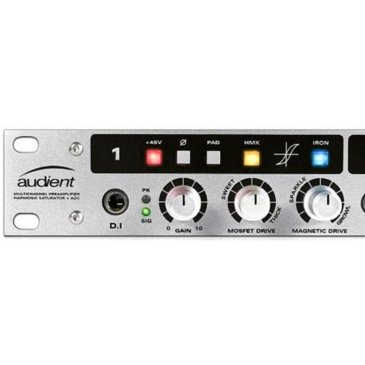 Audient Asp800 Preamplificador de Micrófono [3]