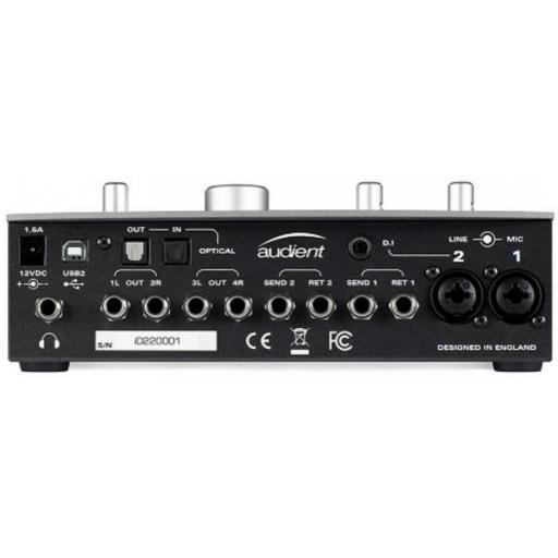 Audient iD22 Interface de Audio [1]