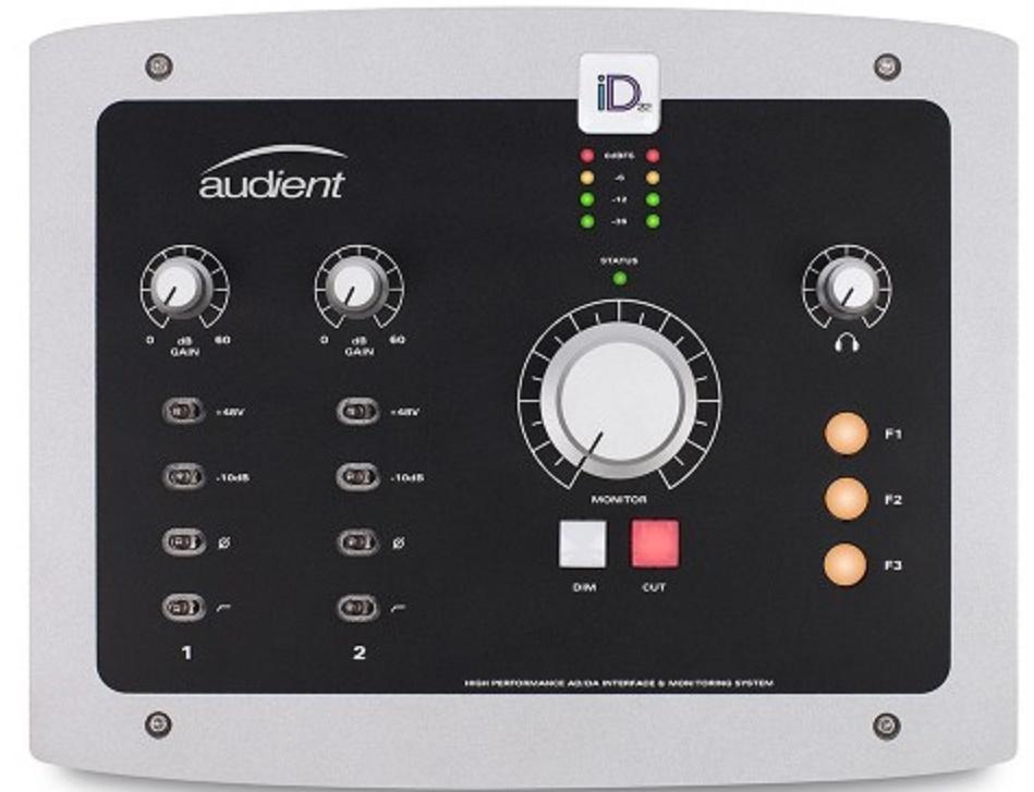 Audient iD22 Interface de Audio