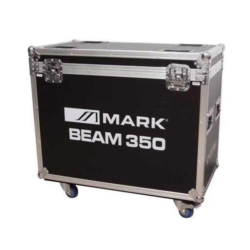 Mark Beam 350 Cabeza Móvil (2 uds. + Flight Case) [2]