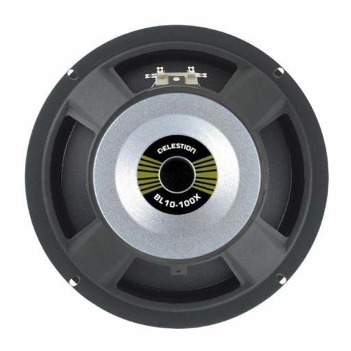 """Celestion BL10-100X Altavoz 10"""" para Amplificador de Bajo"""