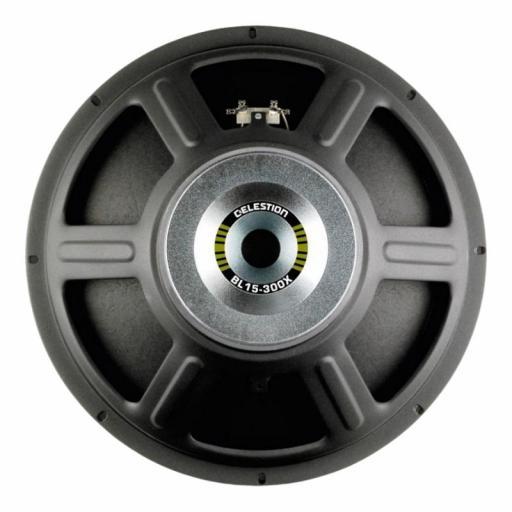"""Celestion Bl15-300X Altavoz 15"""" para Amplificador de Bajo"""