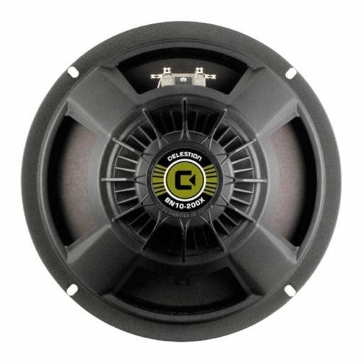 """Celestion BN10-200X Altavoz 10"""" para Amplificador de Bajo"""
