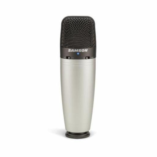 Samson C03 Micrófono de Condensador
