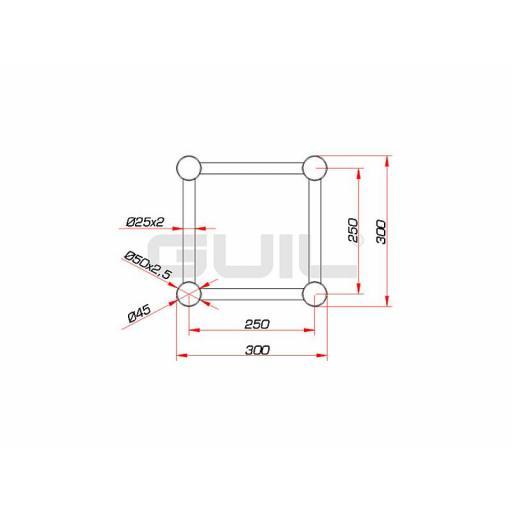 Estructura Circular Ø 3000 mm Ccq-3 [2]