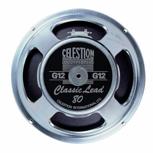 """Celestion Classic Lead 16 Ohms Altavoz 12"""" para Amplificador de Guitarra"""