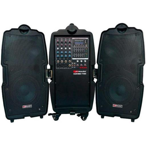 Mark Combo 700 Sistema de Audio Portátil [0]