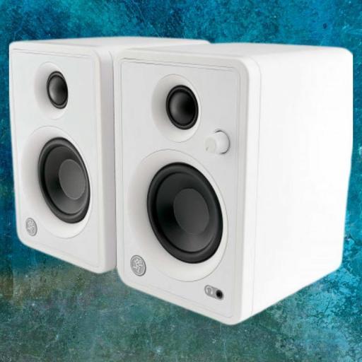Mackie Cr3-X White Monitor de Estudio (Pareja)