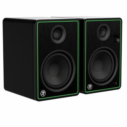 Mackie Cr5-X Monitor de Estudio Amplificado (Pareja)