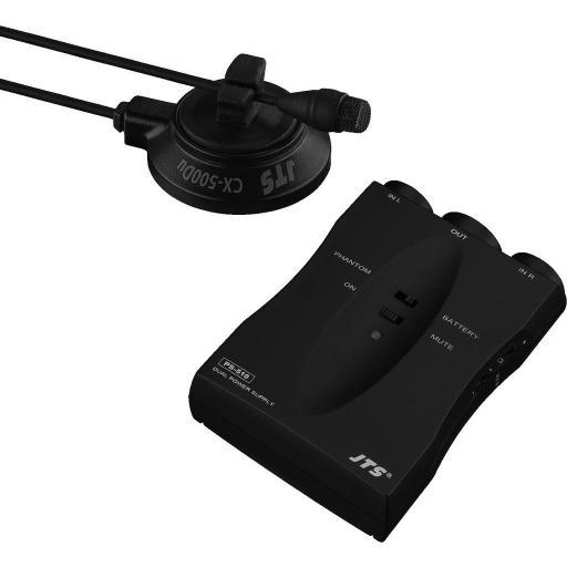 Jts Cx-500DuSet Micrófono Electret para Instrumento [0]