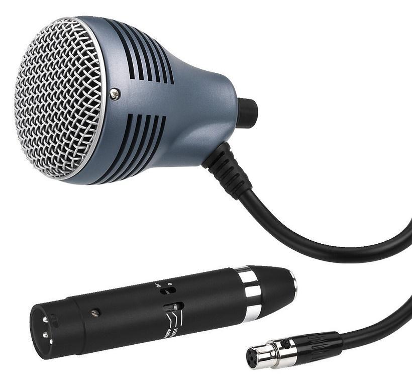 Jts Cx-520 Micrófono Dinámico para Harmónica