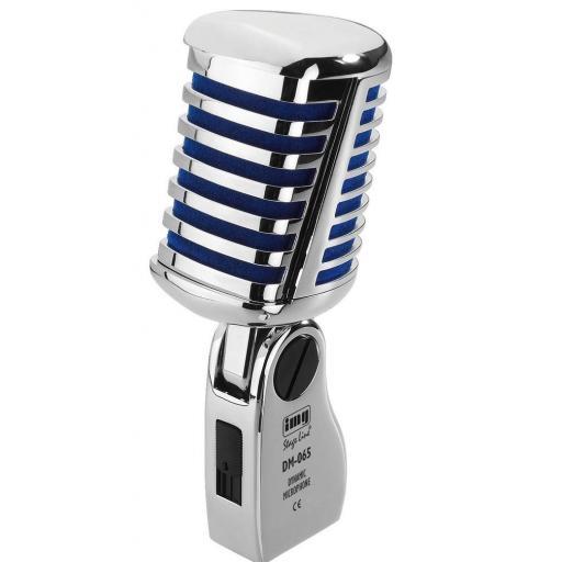 Stage Line Dm-065 Micrófono Dinámico [0]