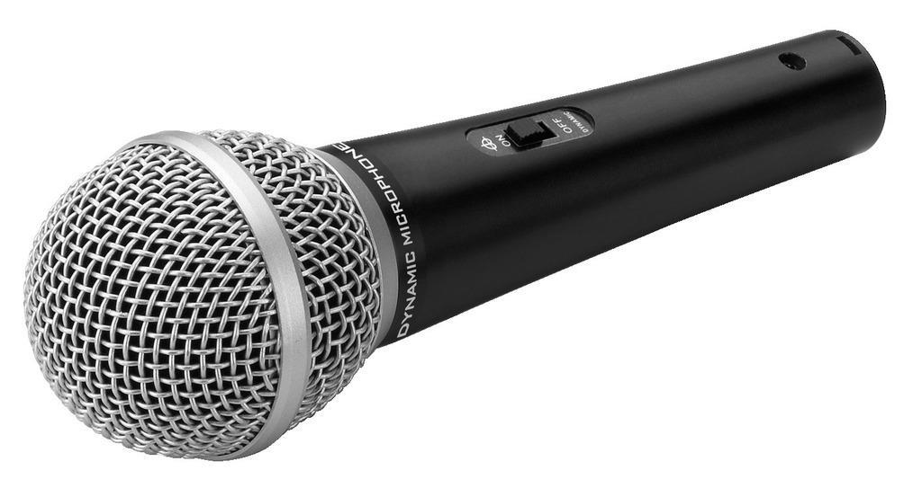 Stage Line Dm-1100 Micrófono Dinámico