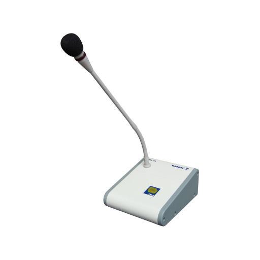 Work Dm 1N Micrófono de Avisos
