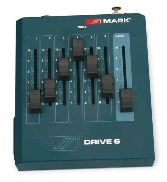 Mark Drive 6 Mesa de Iluminación