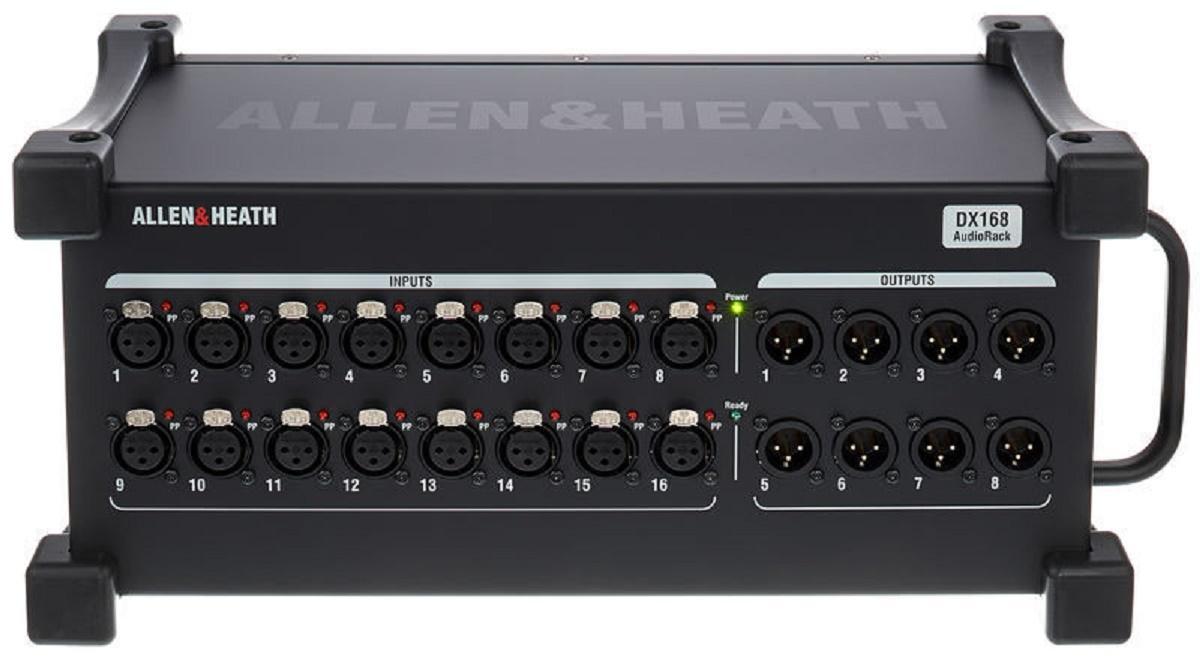 Allen & Heath Dx168 MixRack