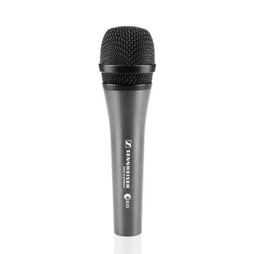 Sennheiser E 835 Micrófono Dinámico Vocal [0]