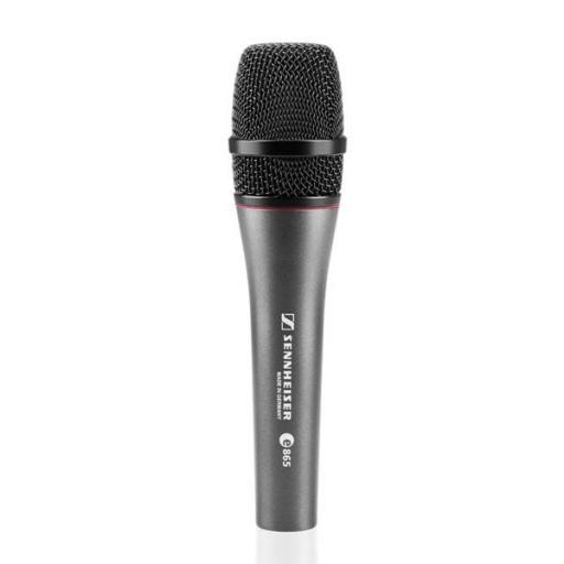 Sennheiser E 865 Micrófono de Condensador Vocal [0]