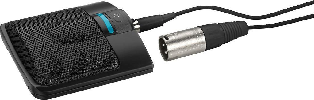 Stage Line Ecm-306B Micrófono de Superficie
