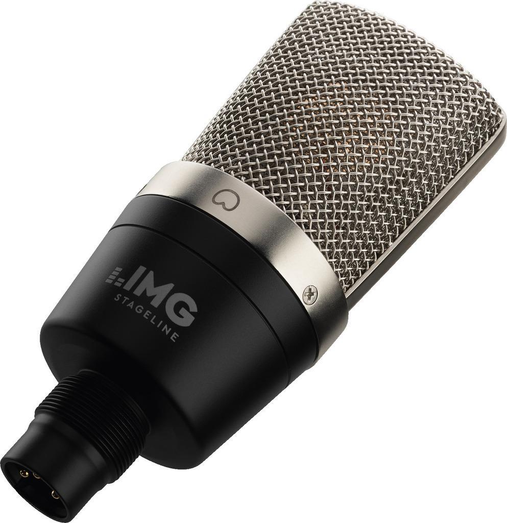 Stage Line Ecms-60 Micrófono de Condensador
