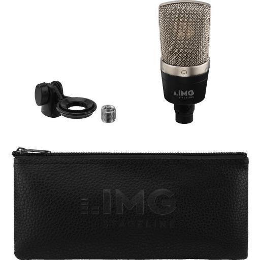 Stage Line Ecms-60 Micrófono de Condensador [1]