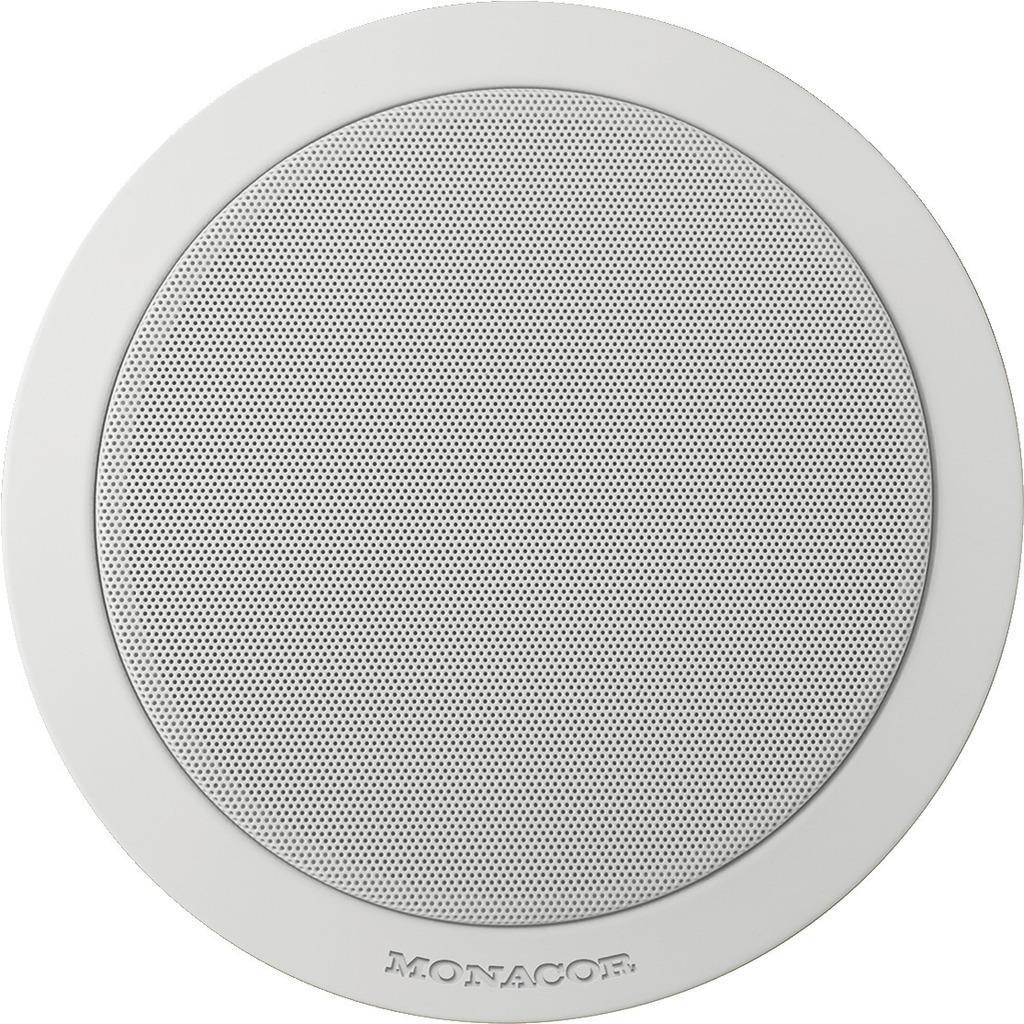 Monacor Edl-706/12 Altavoz de Techo (Pack 12 unidades)