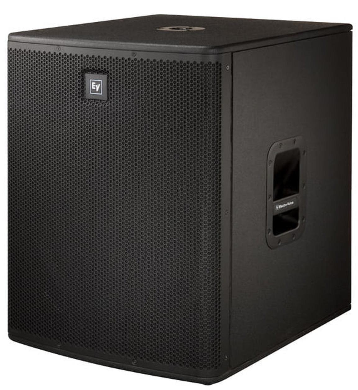 Electro Voice Elx118P Subgrave Amplificado