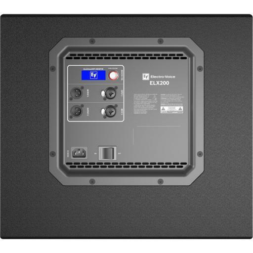 Electro Voice Elx200-12Sp Subgrave Amplificado [1]