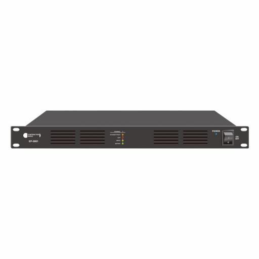 Contractor Audio Ep-5001 Amplificador para Megafonía 1x500 Watios