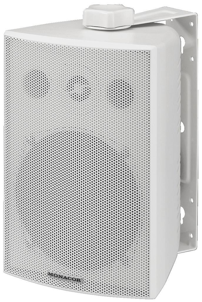 Monacor Esp-230/Ws Caja Acústica para instalación