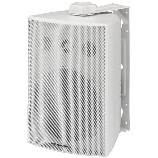 Monacor Esp-250/Ws Caja Acústica para instalación
