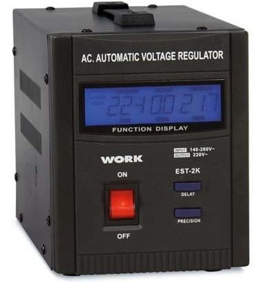 Work Est 2K Regulador de Tensión