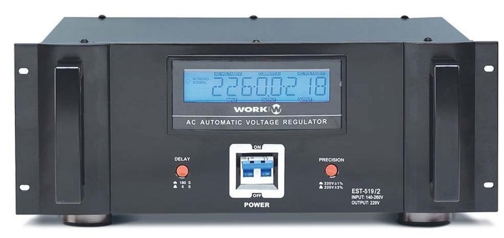 Work Est 519/2 Regulador de Tensión