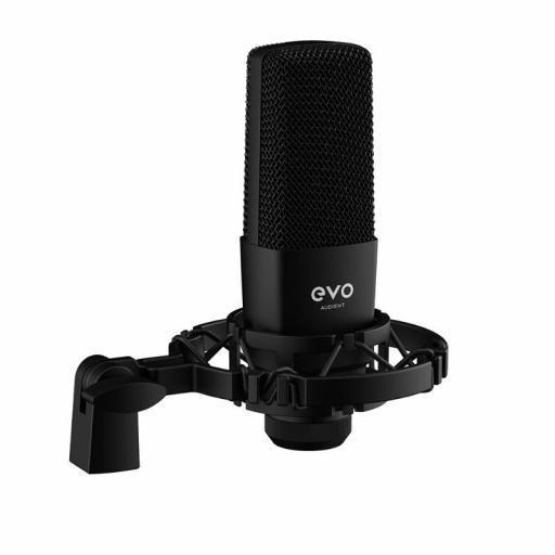 Audient Evo Start Recording Bundle Kit de Grabación [1]